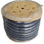 Corrugated Split Tubing 10mm x 100m