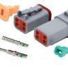 Deutsch- 4 way Complete Plug Kit