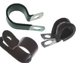 Metal P Clamps/ Nylon P Clips