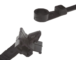 Screw & Push Mount Ties